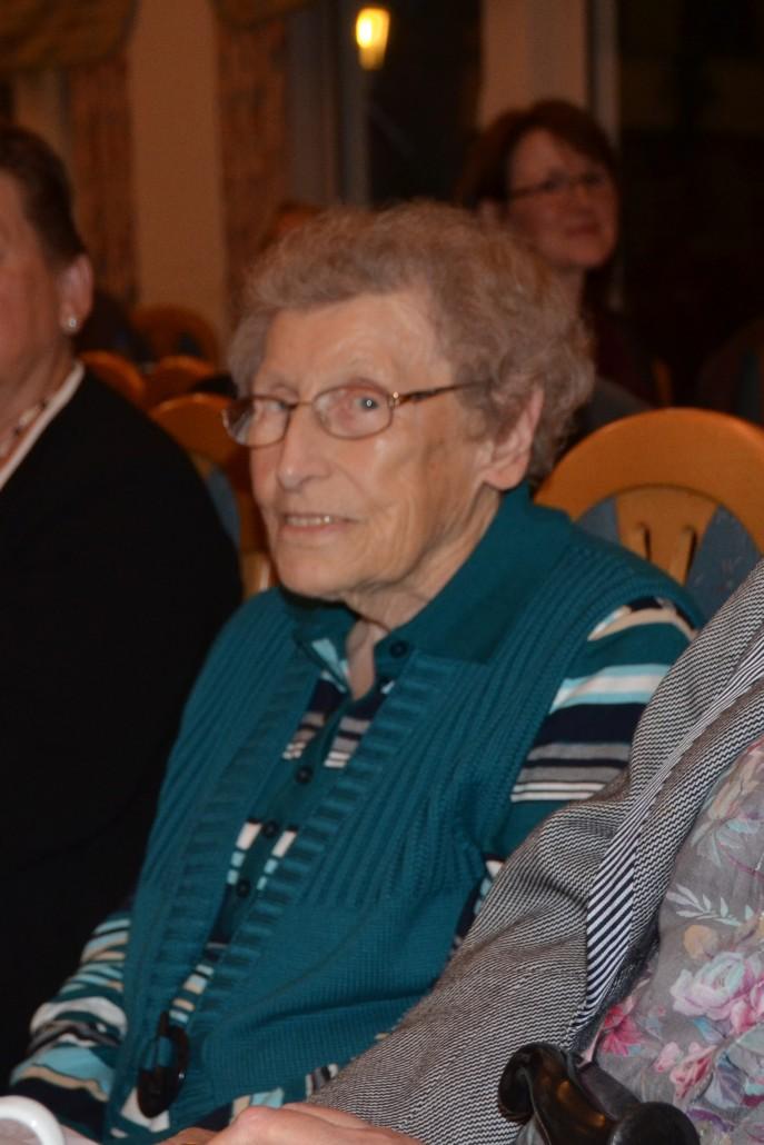 Mit 94 ältester Gast